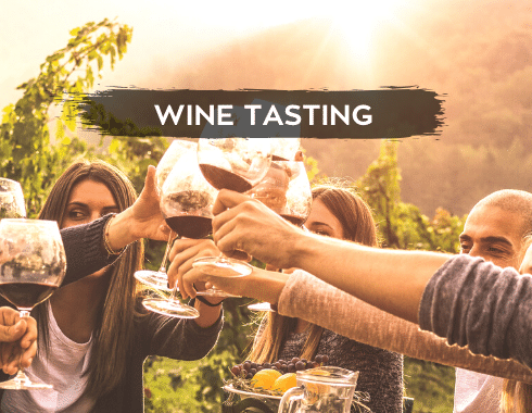 Food-Tourism- Wine Tasting