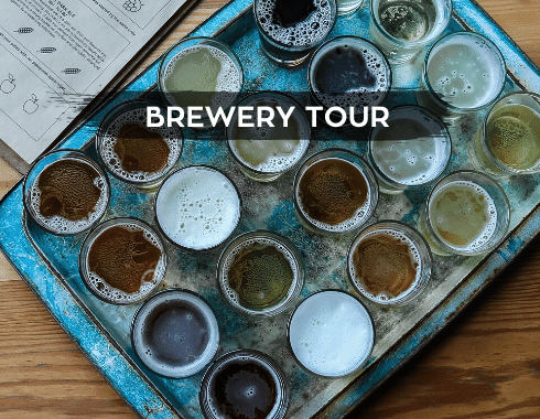 Food Tourism-Brewery Tour