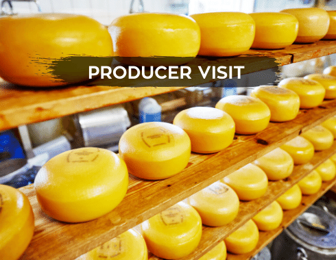 Food Tourism-Producer Visit