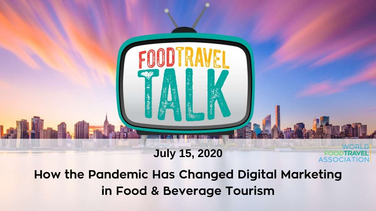 July Food Travel Talk TV