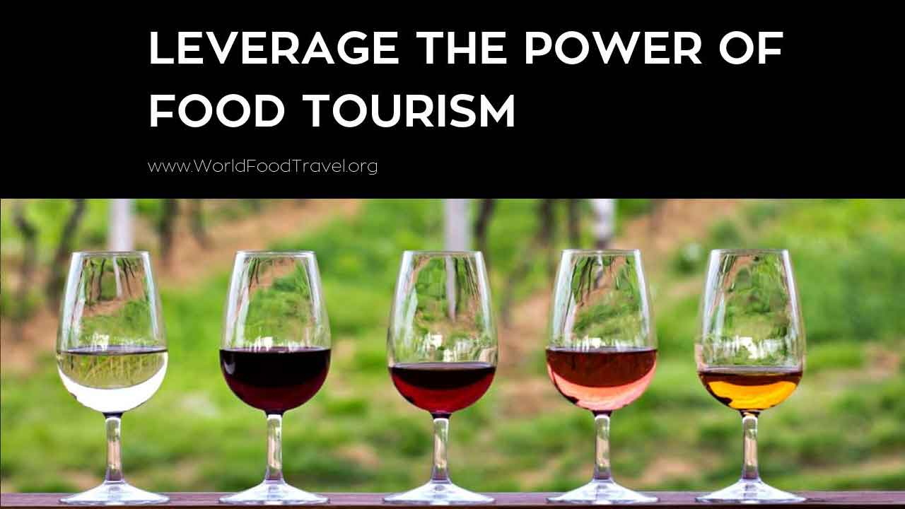 Leveraging the Power of Food Tourism: The USP