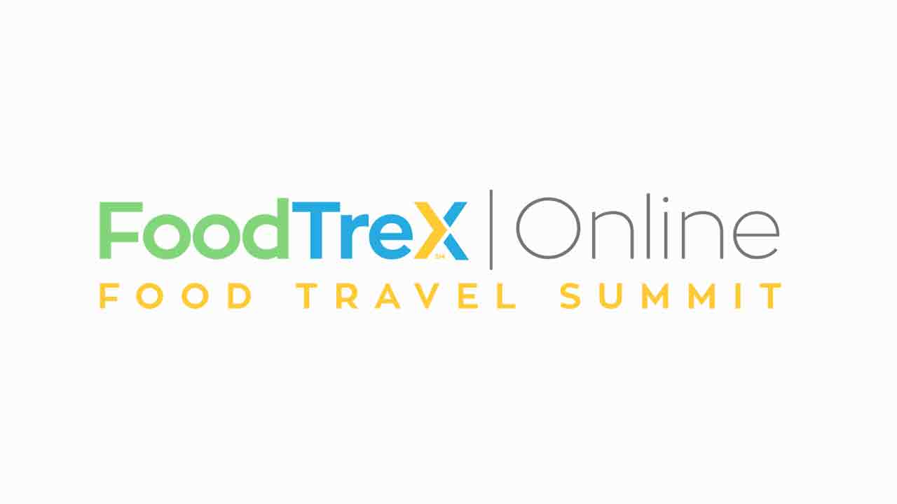 Registration Open for 6th Annual FoodTreX Online Food Travel Summit
