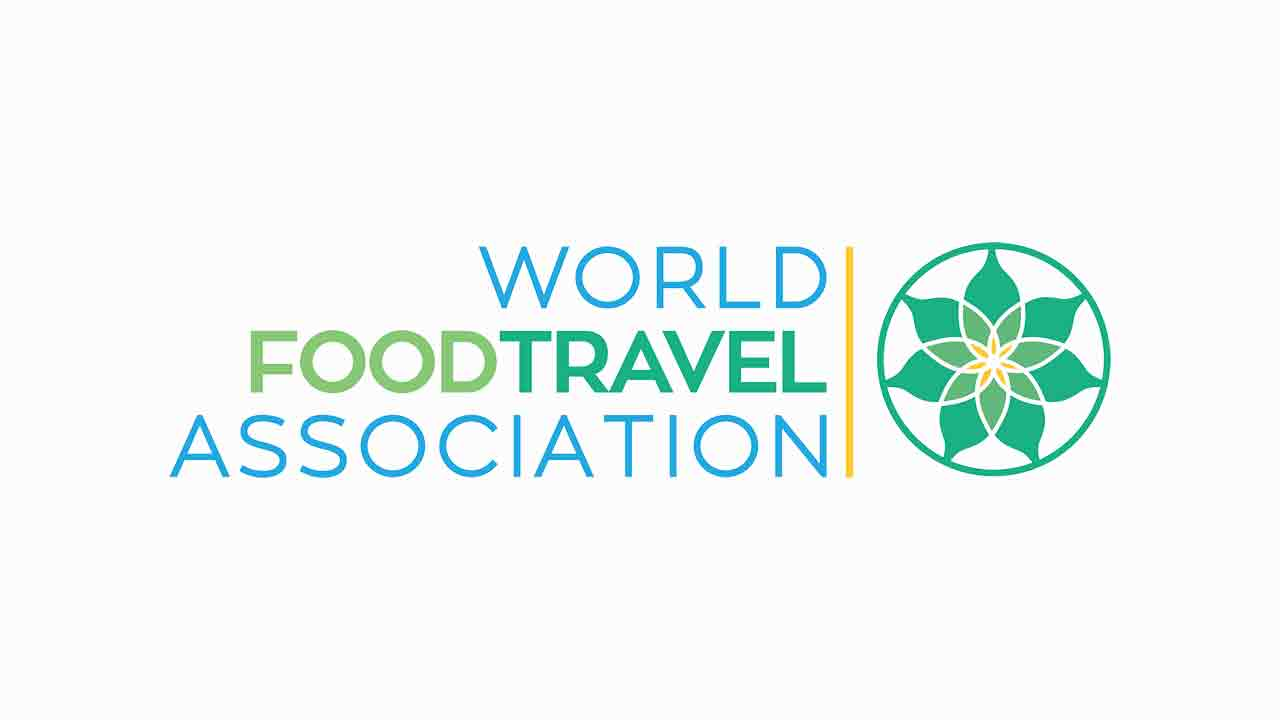 Introducing World Food Travel Association Mandala Logo