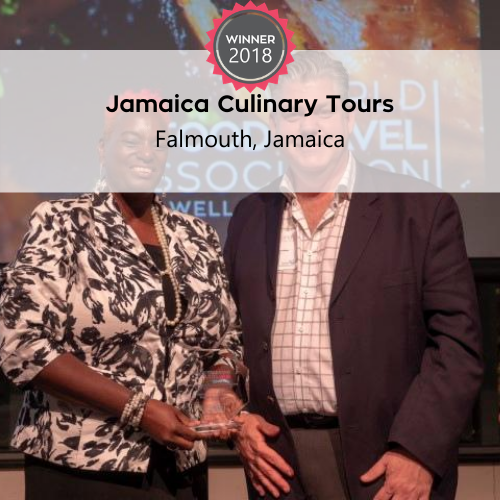 FoodTrekking Awards Winners Jamaica