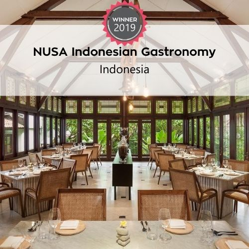 FoodTrekking Awards Winners NUSA