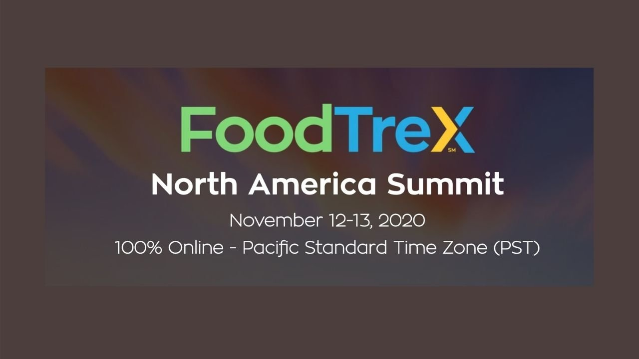First FoodTreX North America Food Travel Summit Slated for November 12-13