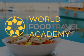 Bannière de la World Food Travel Academy