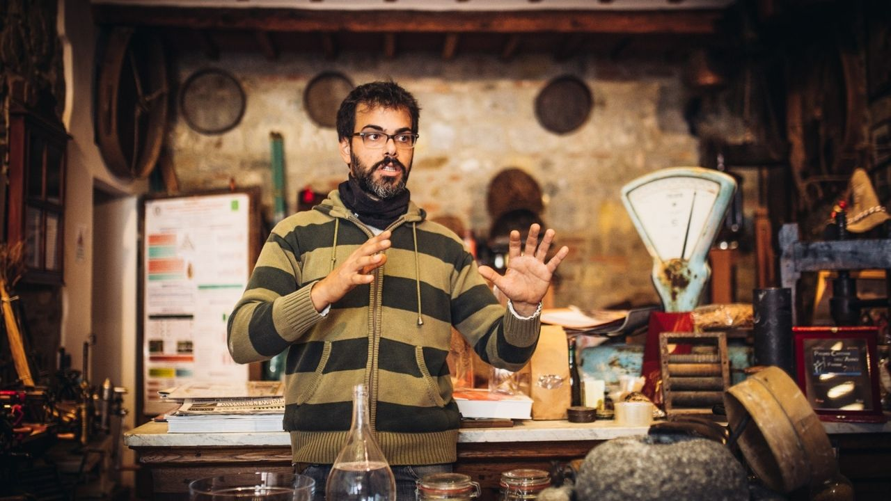 Food Artisans: Fam. Fabbri, 5th Generation Pasta Advocates in Tuscany