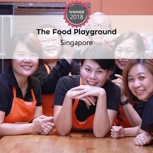 The Food Playground