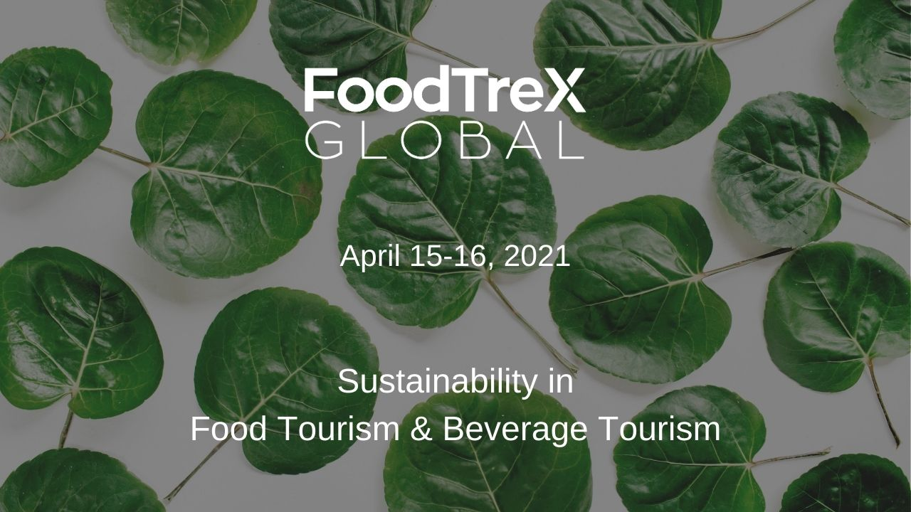 FoodTreX Global Summit April 15-16