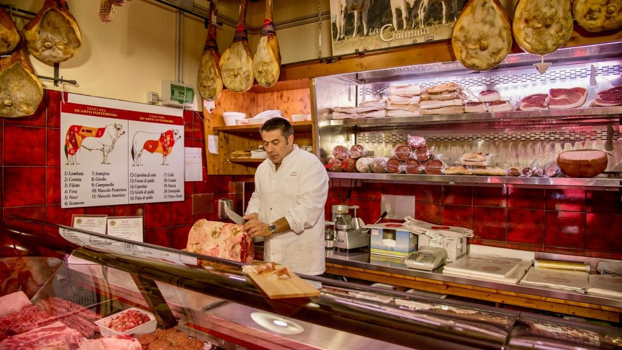 Simone Fracassi, a Restless Master of Nose-to-tail Butchering