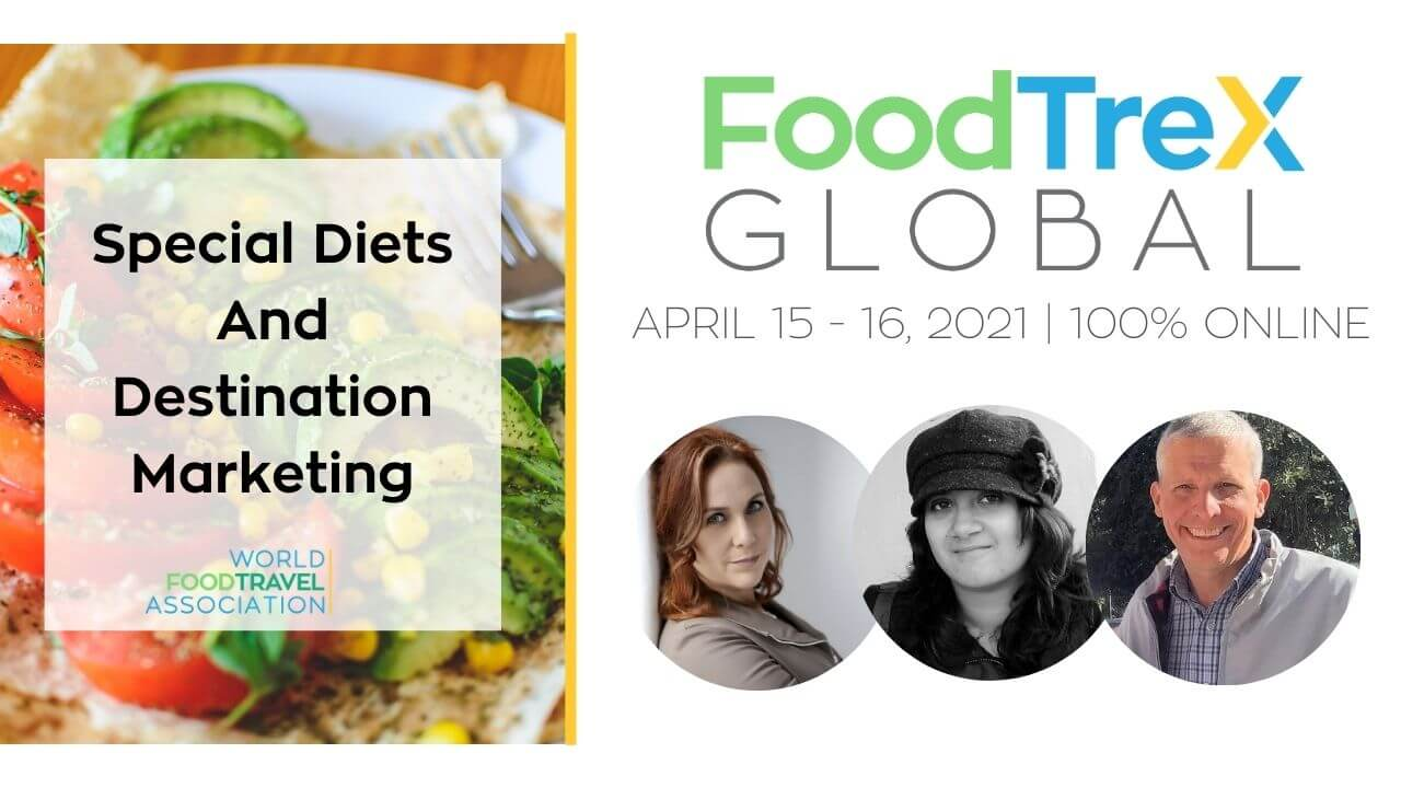 The Link Between Special Diets & Destination Marketing
