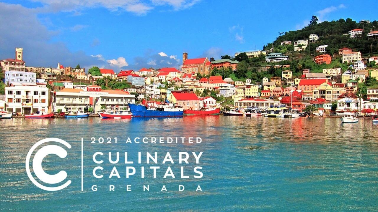 """Read more about the article Grenada, The Spice of the Caribbean, Named World's First """"Culinary Capital"""""""
