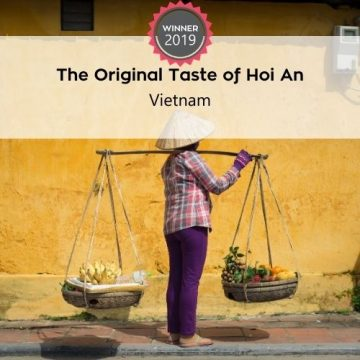FoodTrekking Awards Winners Original Taste of Hoi An