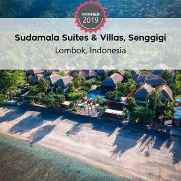FoodTrekking Awards Winners Sudamla Suites
