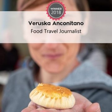 FoodTrekking Awards Winners Writer 3